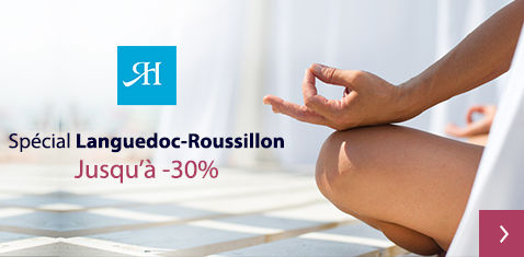 Roussill hotels + Semaines Thalasso