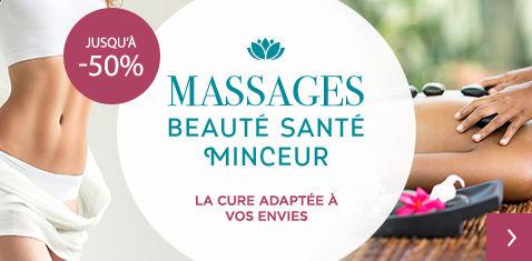 Cures spé + 100% massages