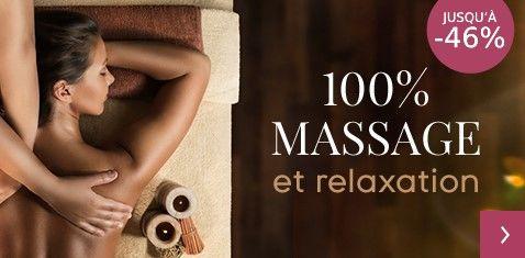 Carte cadeau et 100% massage