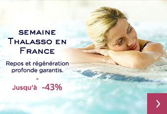 Semaine Thalasso + Beauté & Modelages du monde